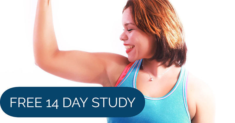 14 day fitness study at AFC Fitness