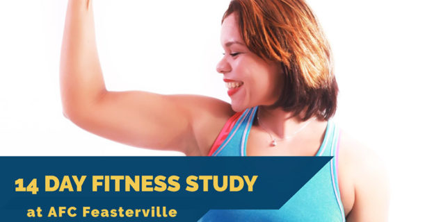 Fitness study at AFC Fitness in Feasterville, PA